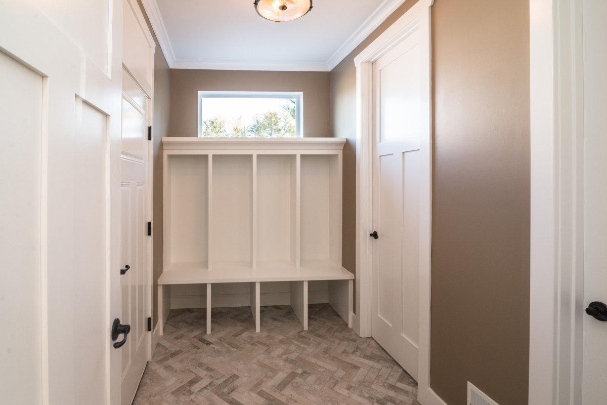 Two Story Custom Craftsman - Mud Room