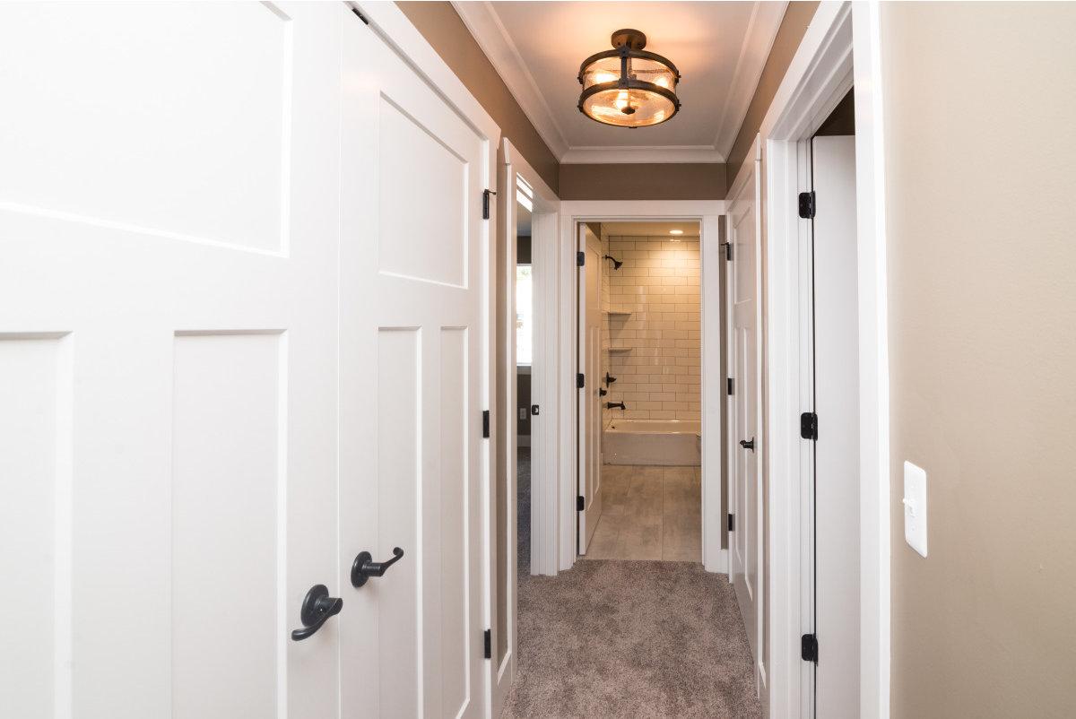 Two Story Custom Craftsman - Hallway