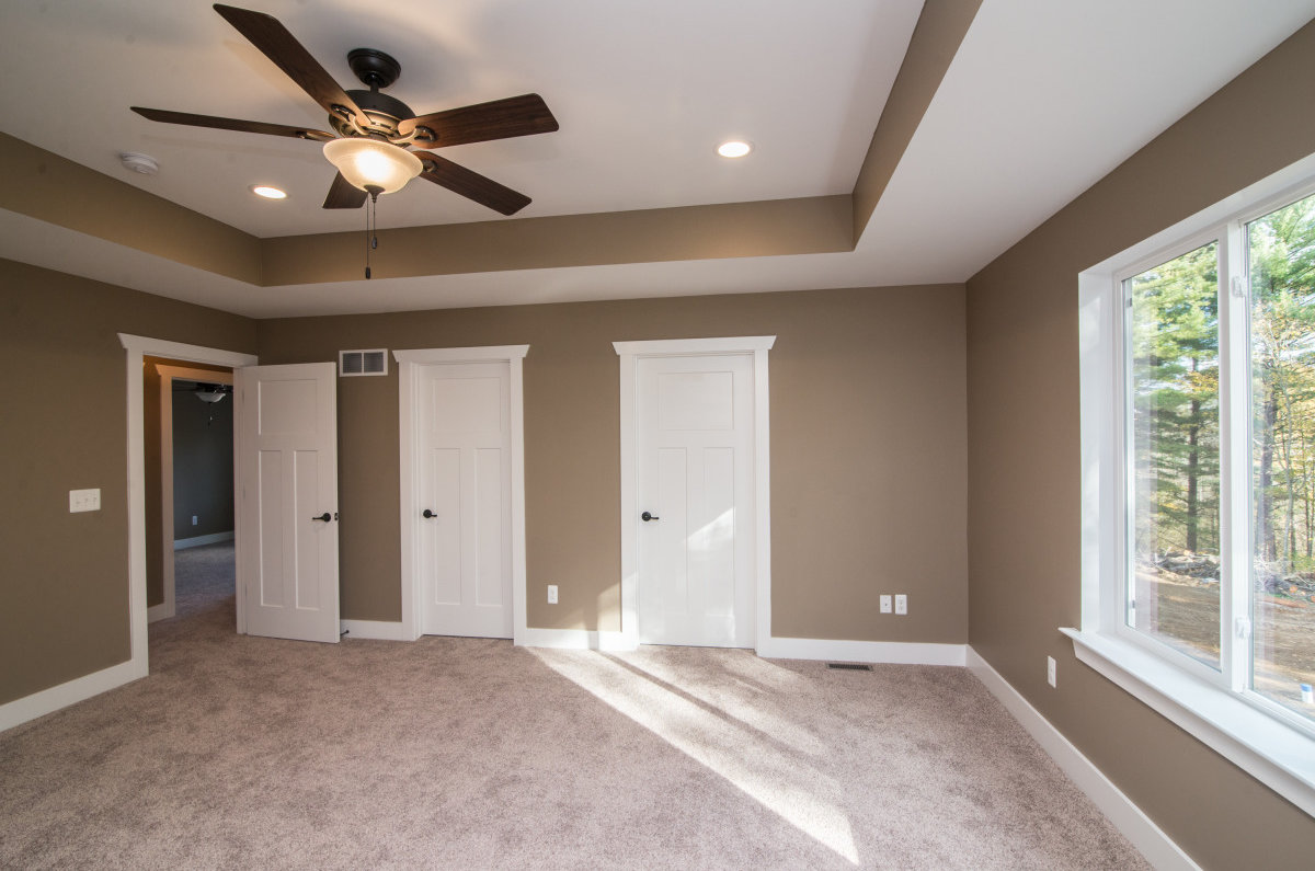Two Story Custom Craftsman - Bedroom 1